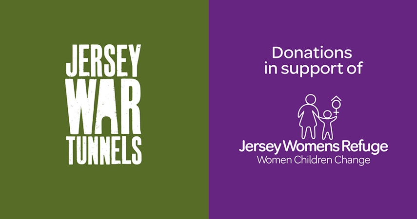 Jersey War Tunnels hosts open evening in aid of Jersey Women's Refuge
